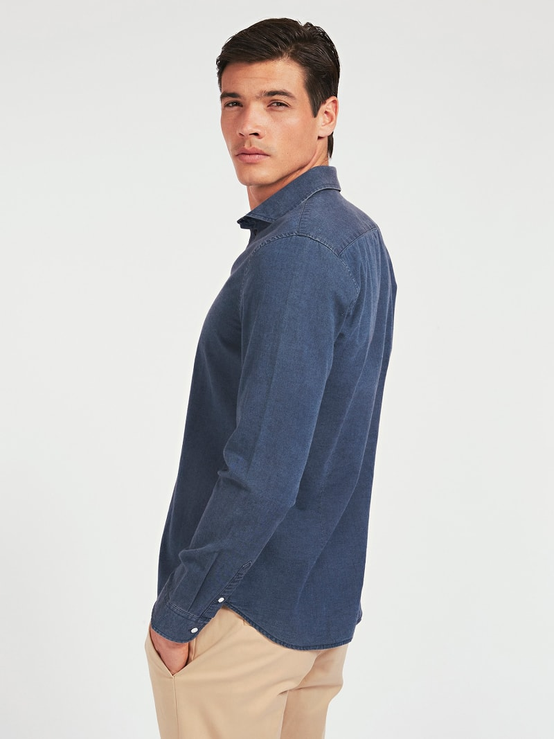 MARCIANO DENIM SHIRT image number 2