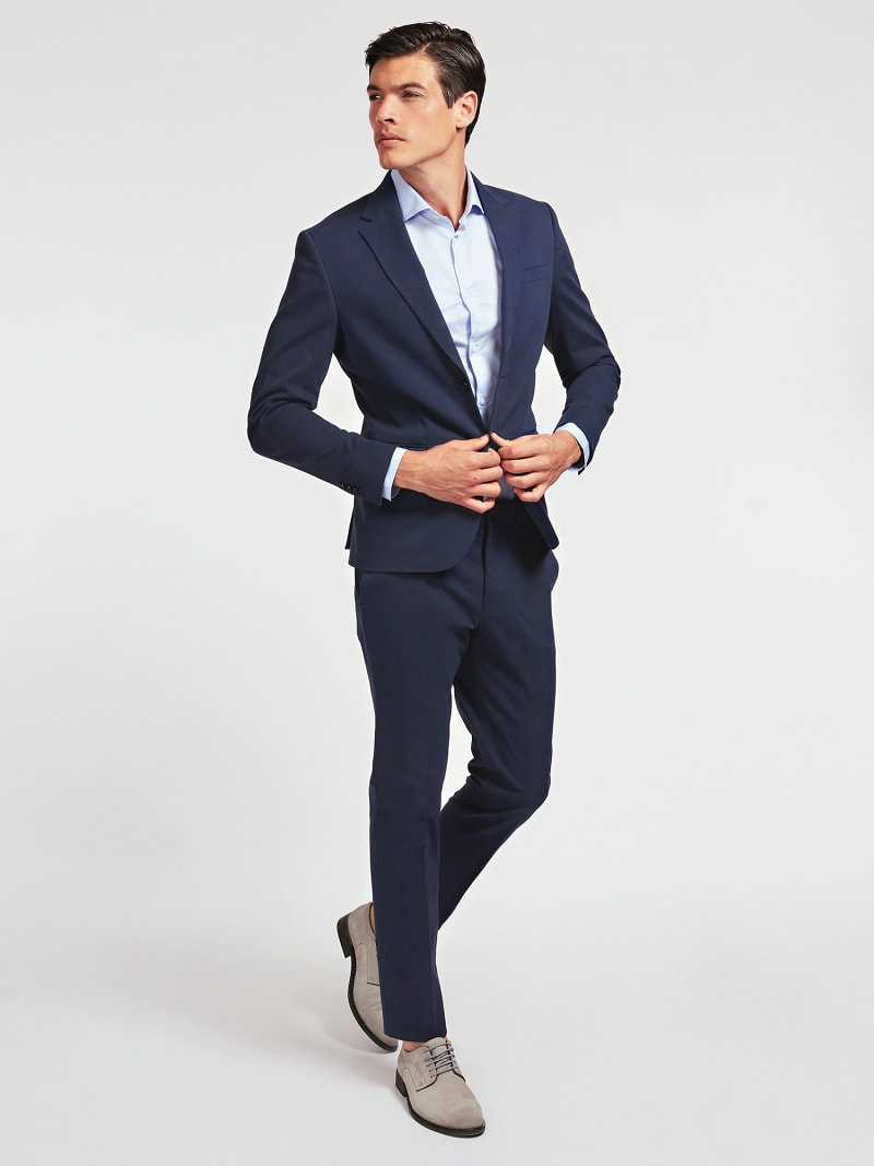 MARCIANO TWILL OVERHEMD image number 1
