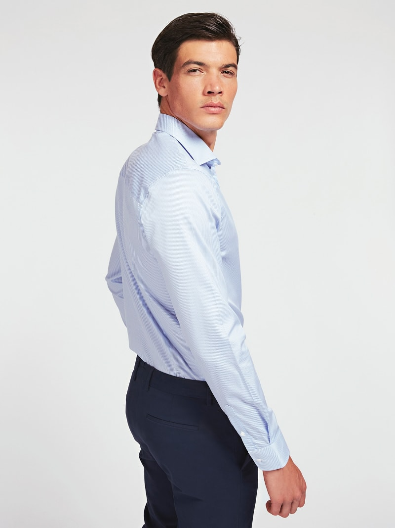 MARCIANO TWILL OVERHEMD image number 2