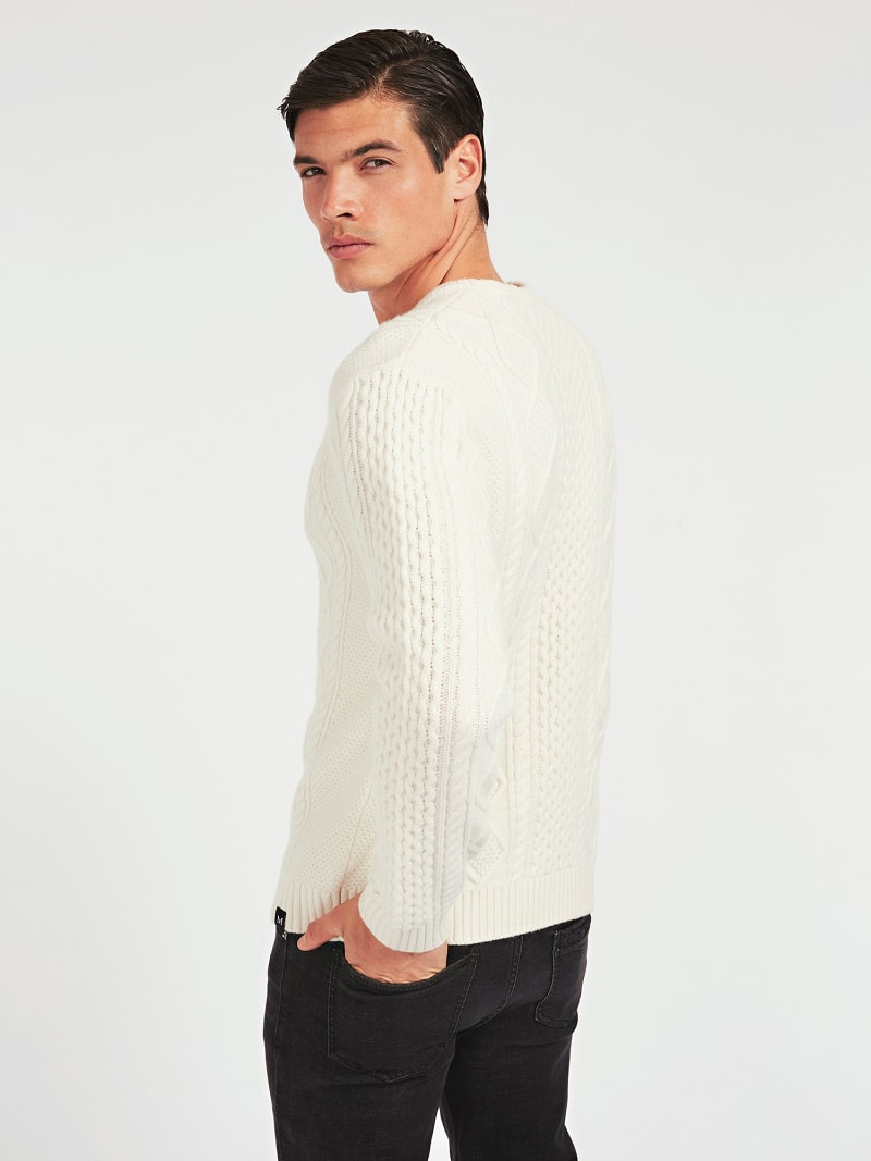 MARCIANO WOLLPULLOVER image number 2