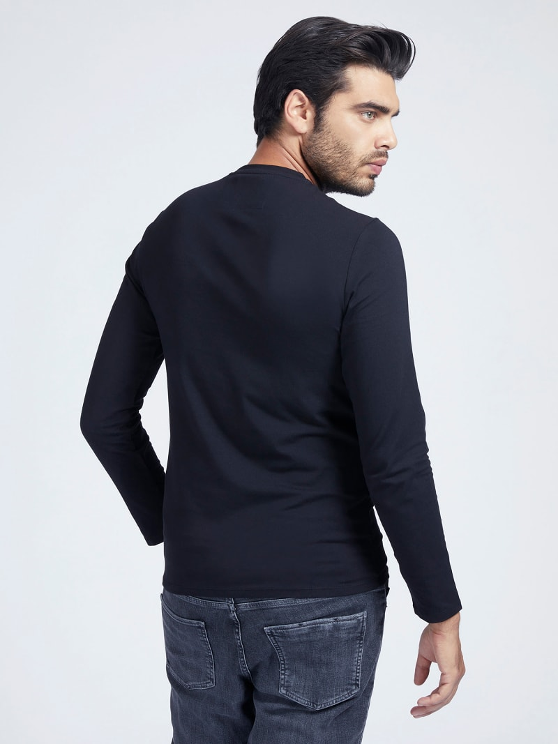 MARCIANO T-SHIRT FRONTLOGO image number 2