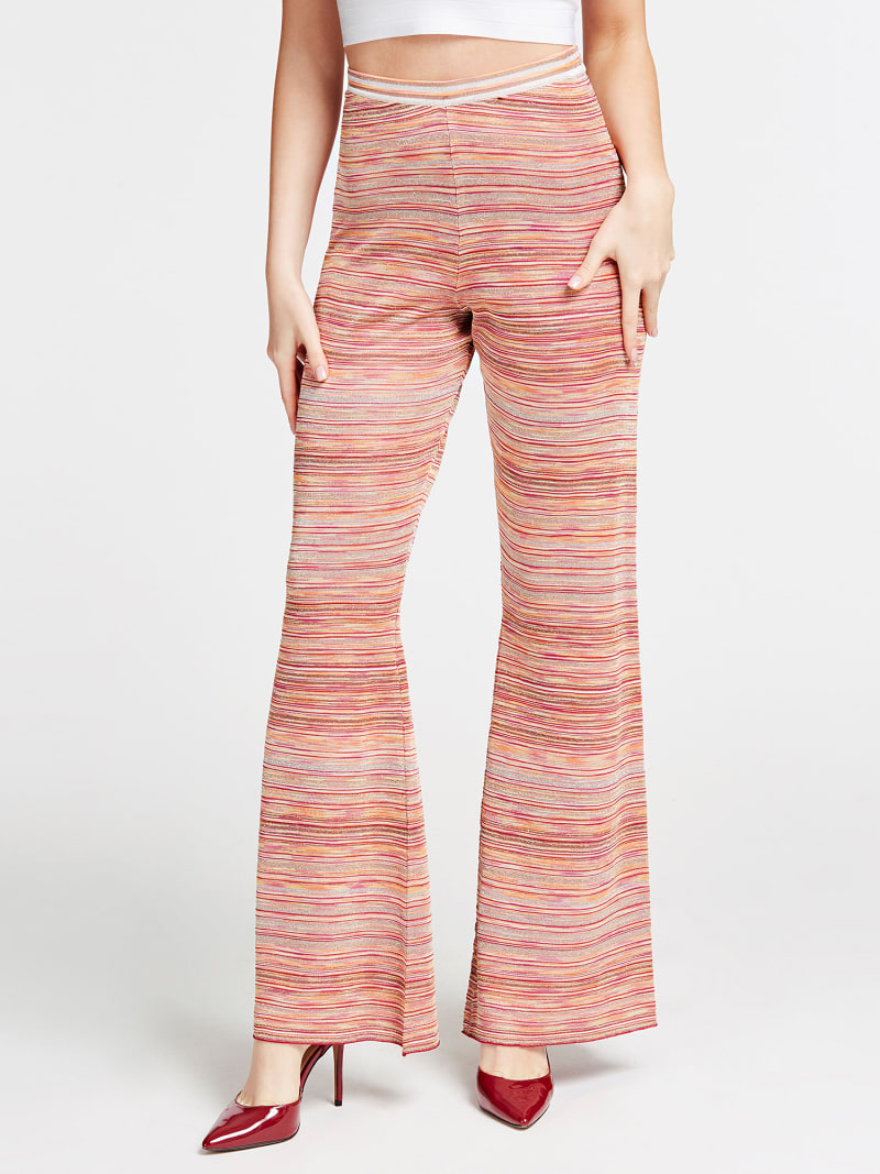 MARCIANO KNIT PANTS image number 0