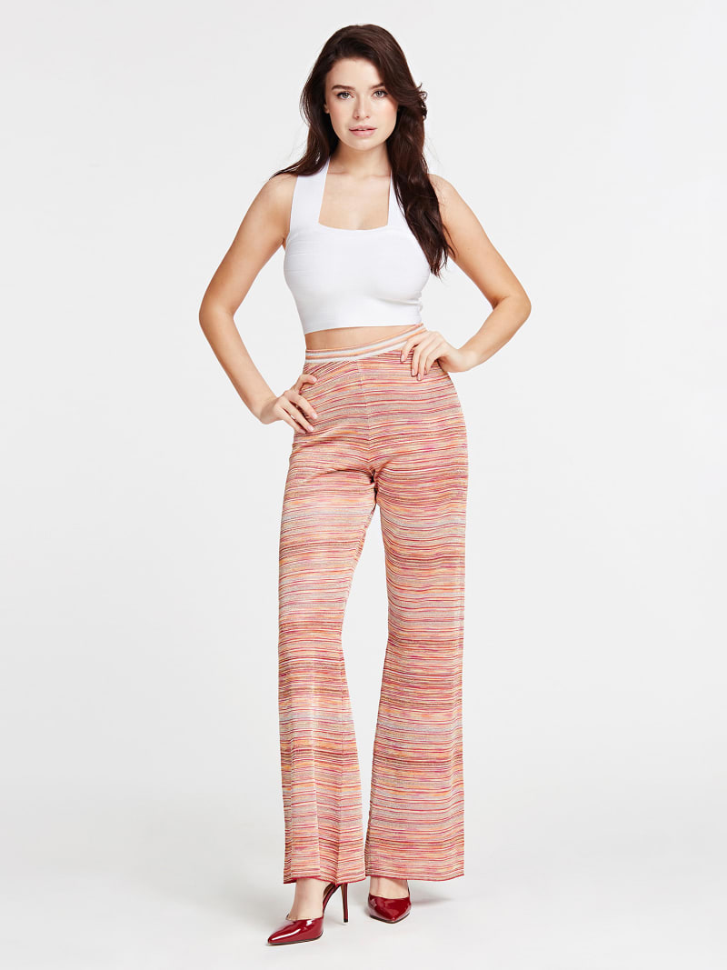 MARCIANO KNIT PANTS image number 1