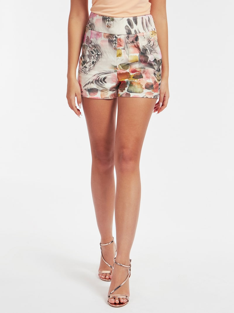 MARCIANO PRINTED SHORTS image number 0