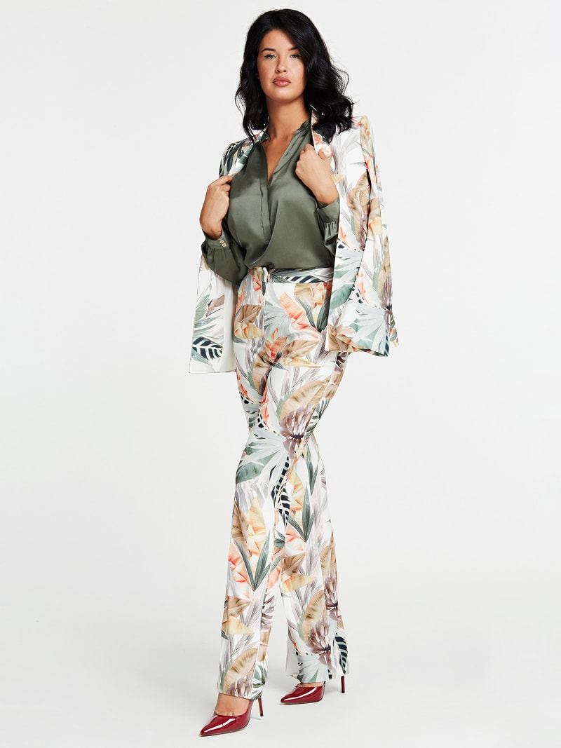 MARCIANO GEORGETTE-BLUSE image number 1
