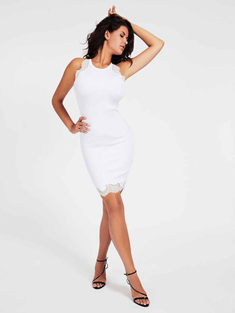 ROBE EN MAILLE MARCIANO image number 0
