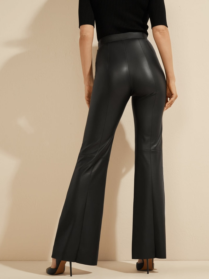 MARCIANO FAUX LEATHER PANT