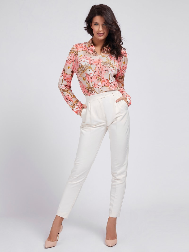 MARCIANO SLIM PANT image number 1