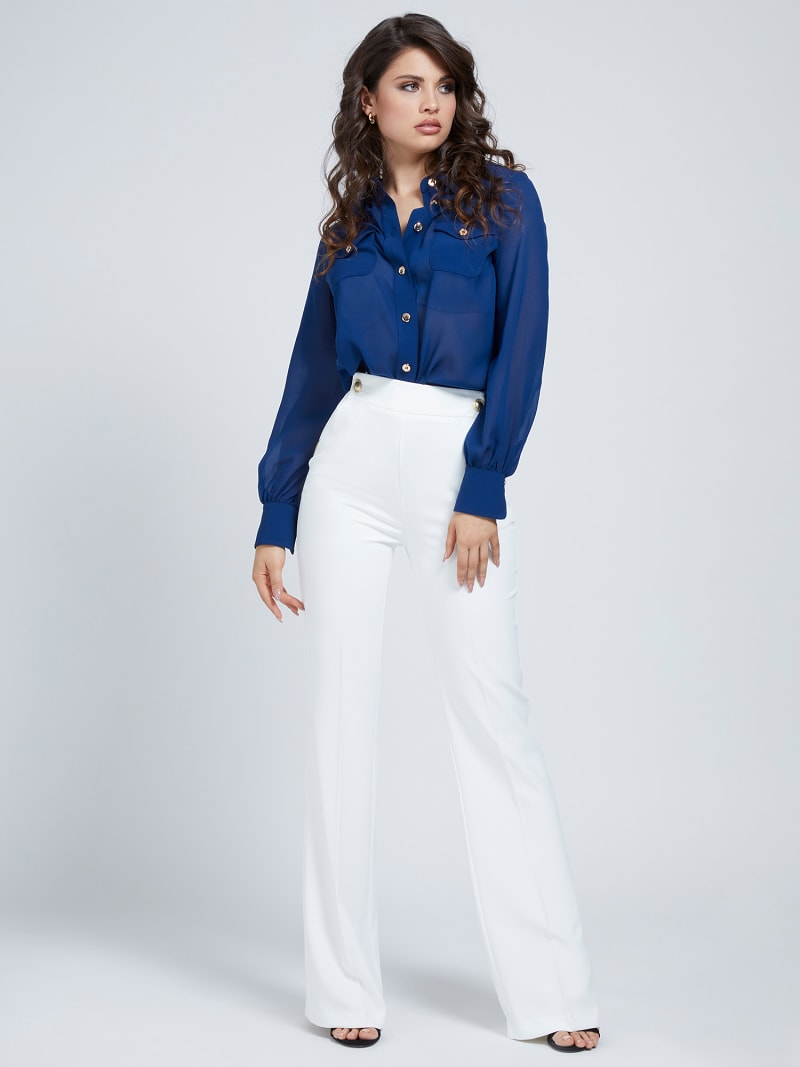 MARCIANO PANT BUTTONS image number 1