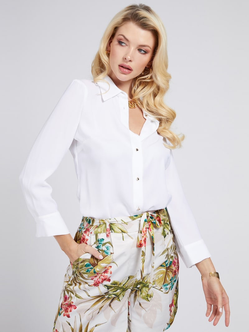 MARCIANO SLIM SHIRT image number 0