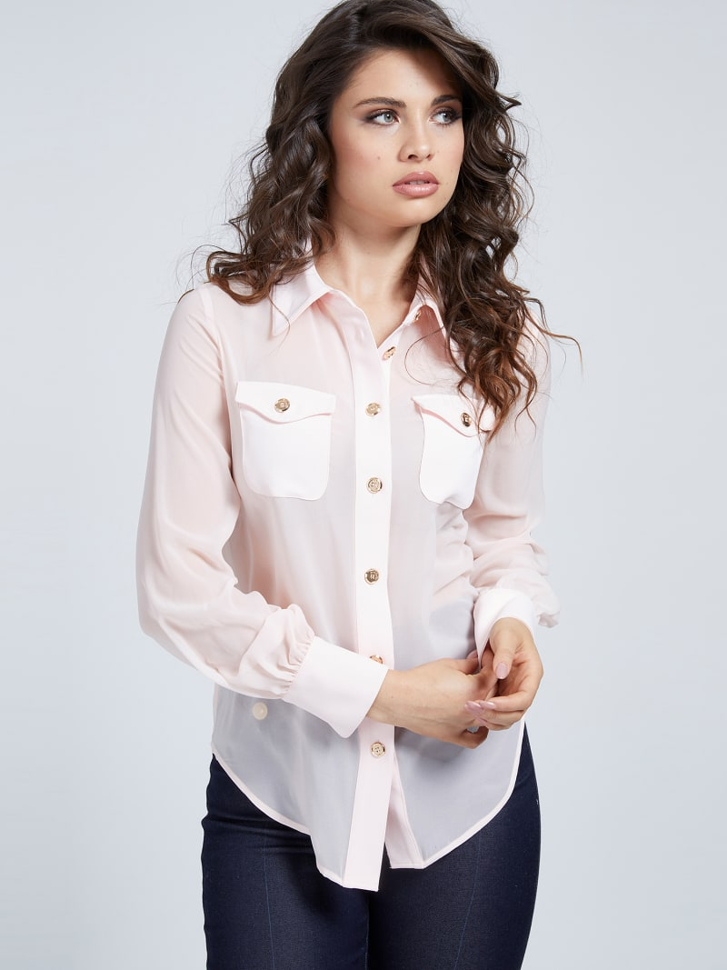 CAMICIA MARCIANO image number 0