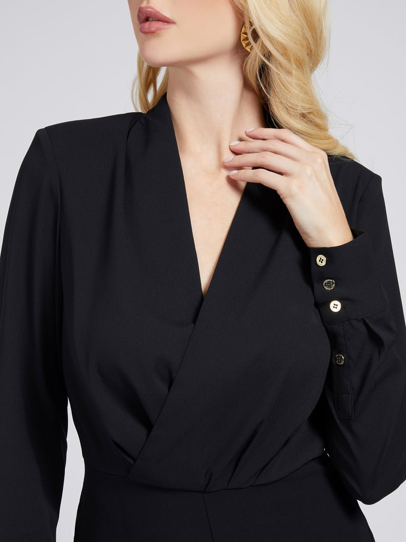 MARCIANO CREPE JUMPSUIT image number 2