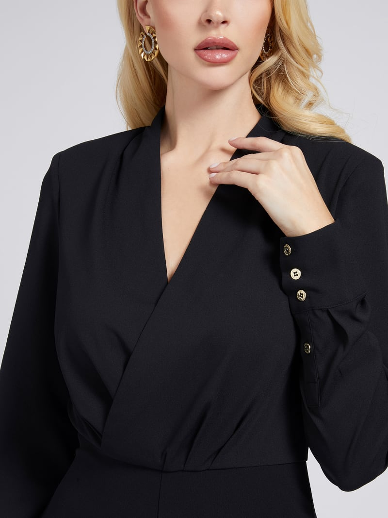 MARCIANO CREPE JUMPSUIT image number 3