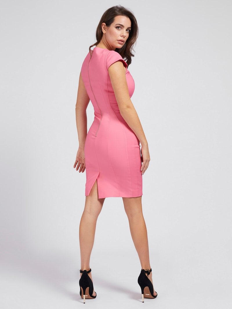 MARCIANO CLOSE-FITTING DRESS image number 1