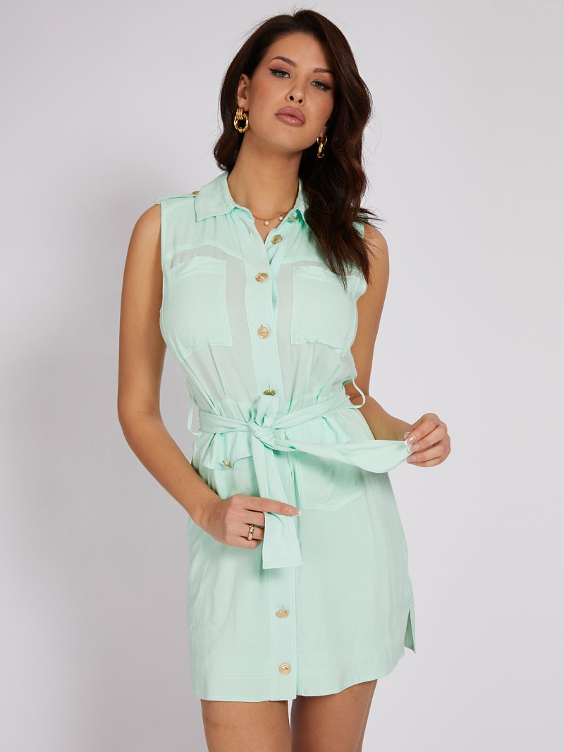 MARCIANO DRESS POCKETS image number 0