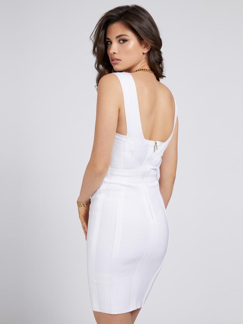 MARCIANO BANDAGE DRESS image number 2