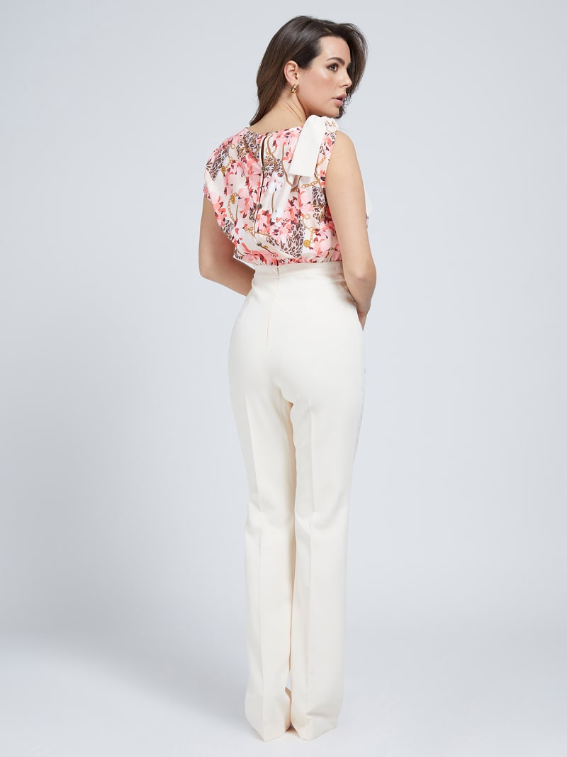 MARCIANO JUMPSUIT BOW image number 1