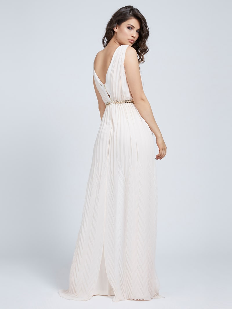 MARCIANO PLEATED JUMPSUIT image number 1