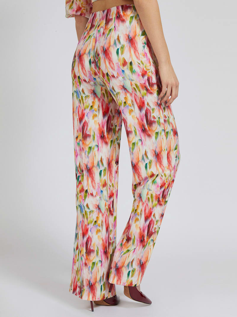 MARCIANO ALL-OVER PRINT PANT image number 2