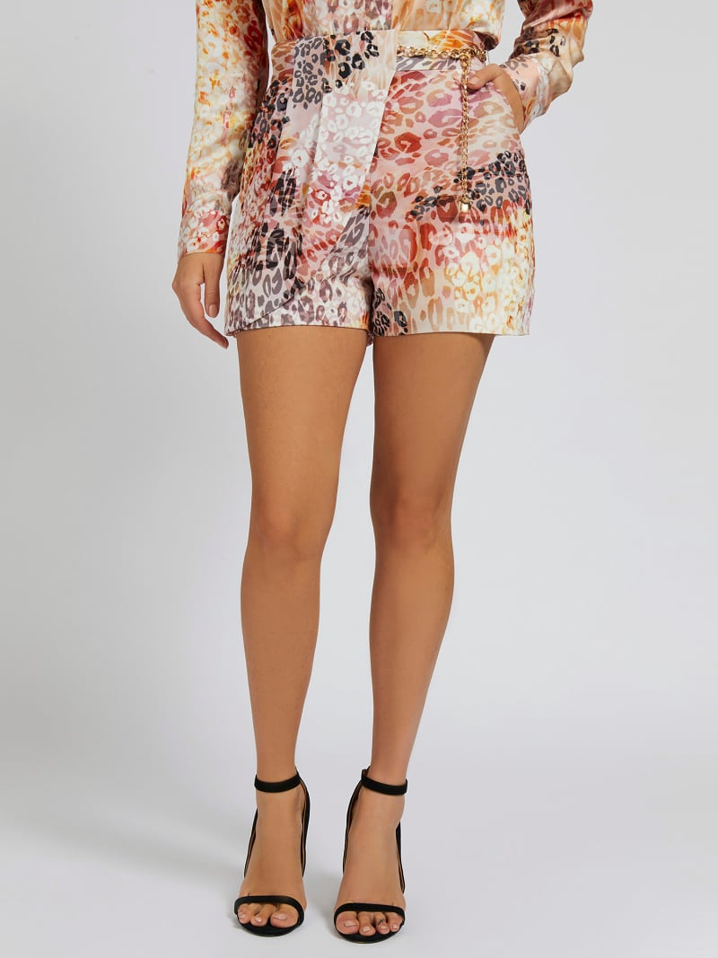 MARCIANO ALL-OVER PRINT SHORTS image number 0