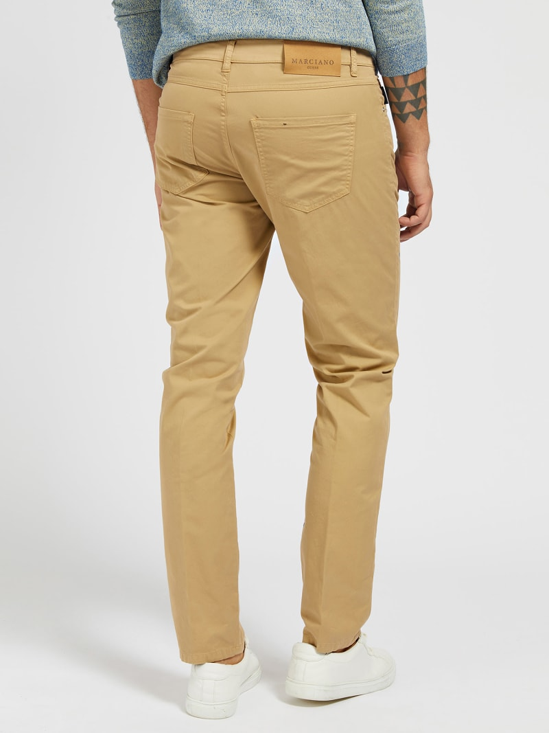 MARCIANO GARMENT-DYED PANT image number 2