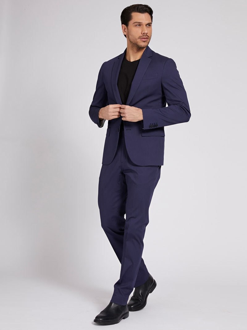 MARCIANO YARN-DYED PANT image number 1