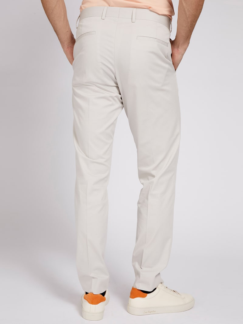 MARCIANO YARN-DYED PANT image number 2