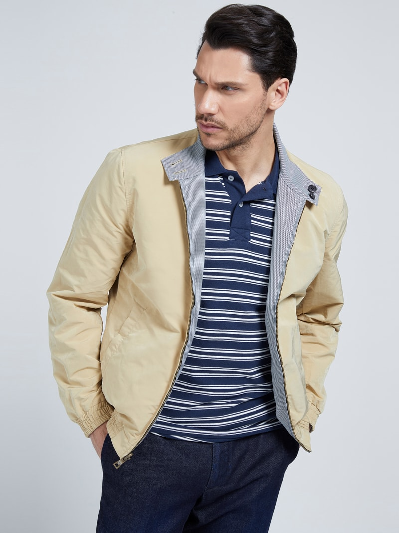 MARCIANO REVERSIBLE JACKET image number 0