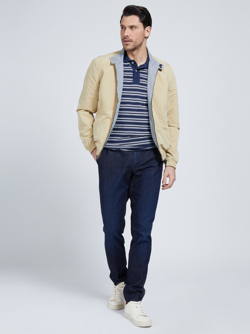 MARCIANO REVERSIBLE JACKET image number 1