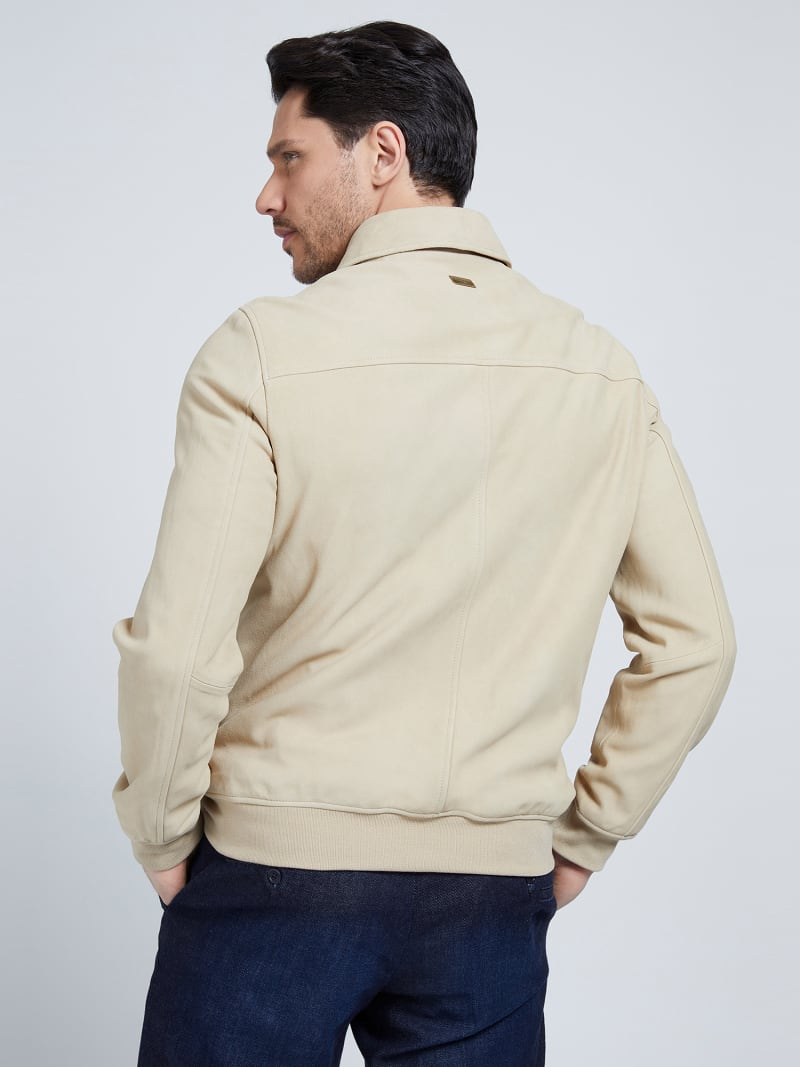 MARCIANO LEATHER JACKET image number 2