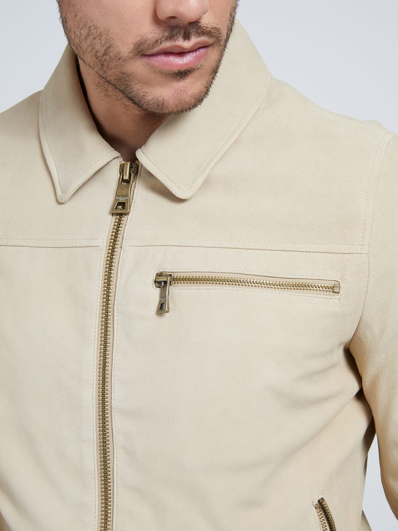 MARCIANO LEATHER JACKET image number 3