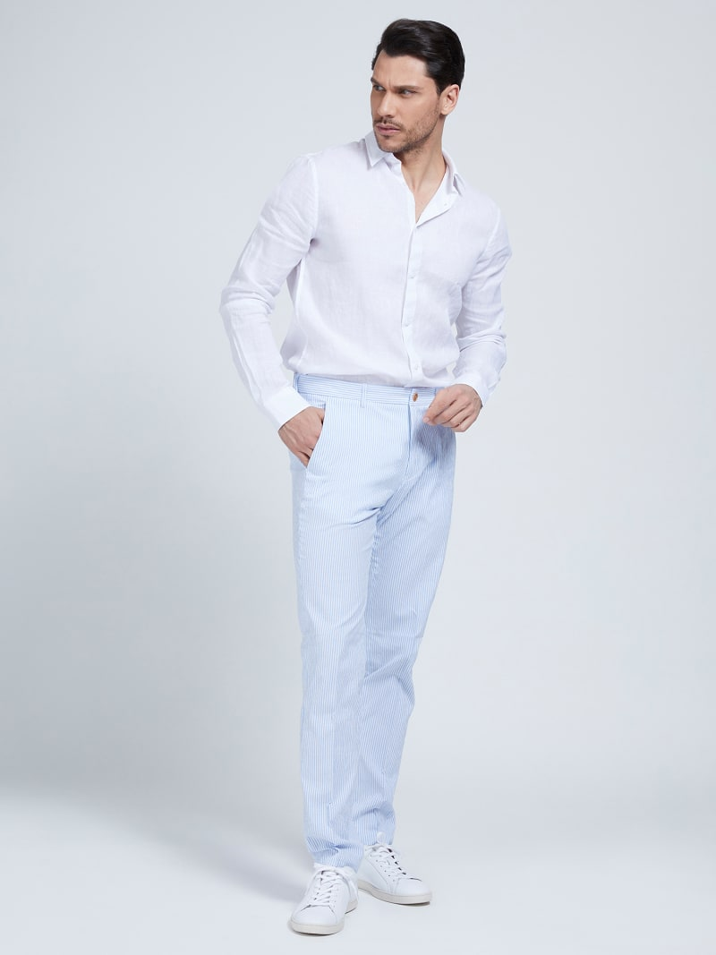 MARCIANO LINEN SHIRT image number 1