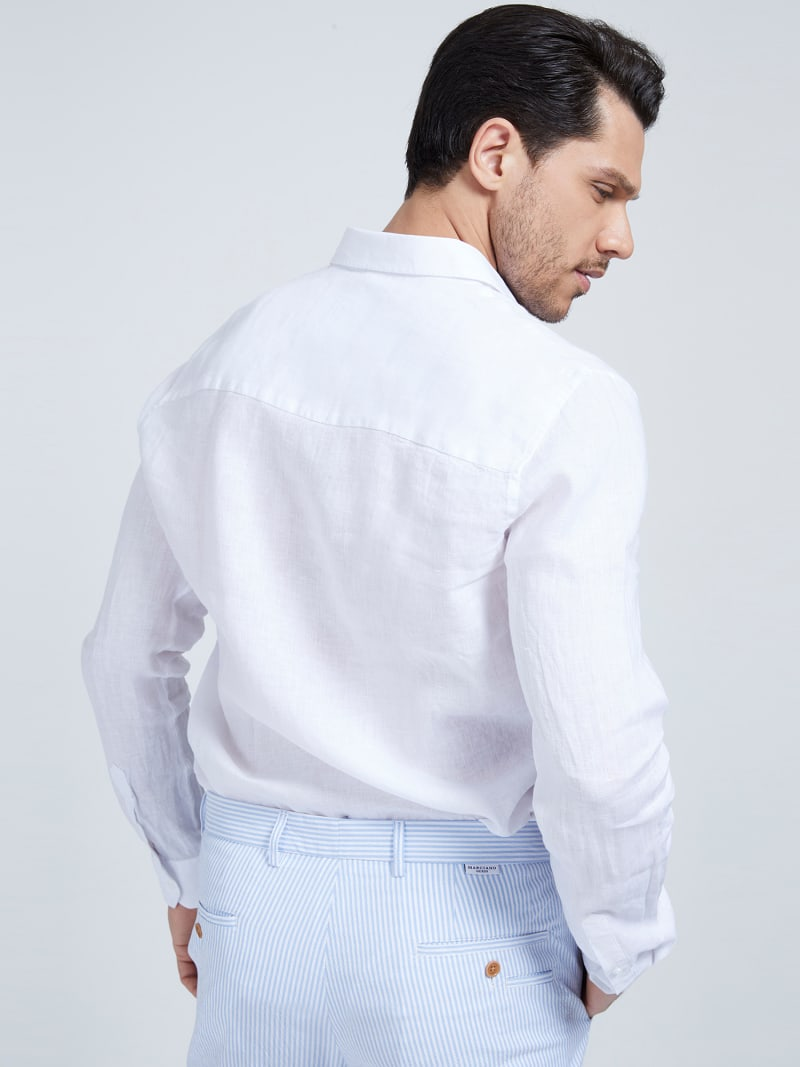 MARCIANO LINEN SHIRT image number 2