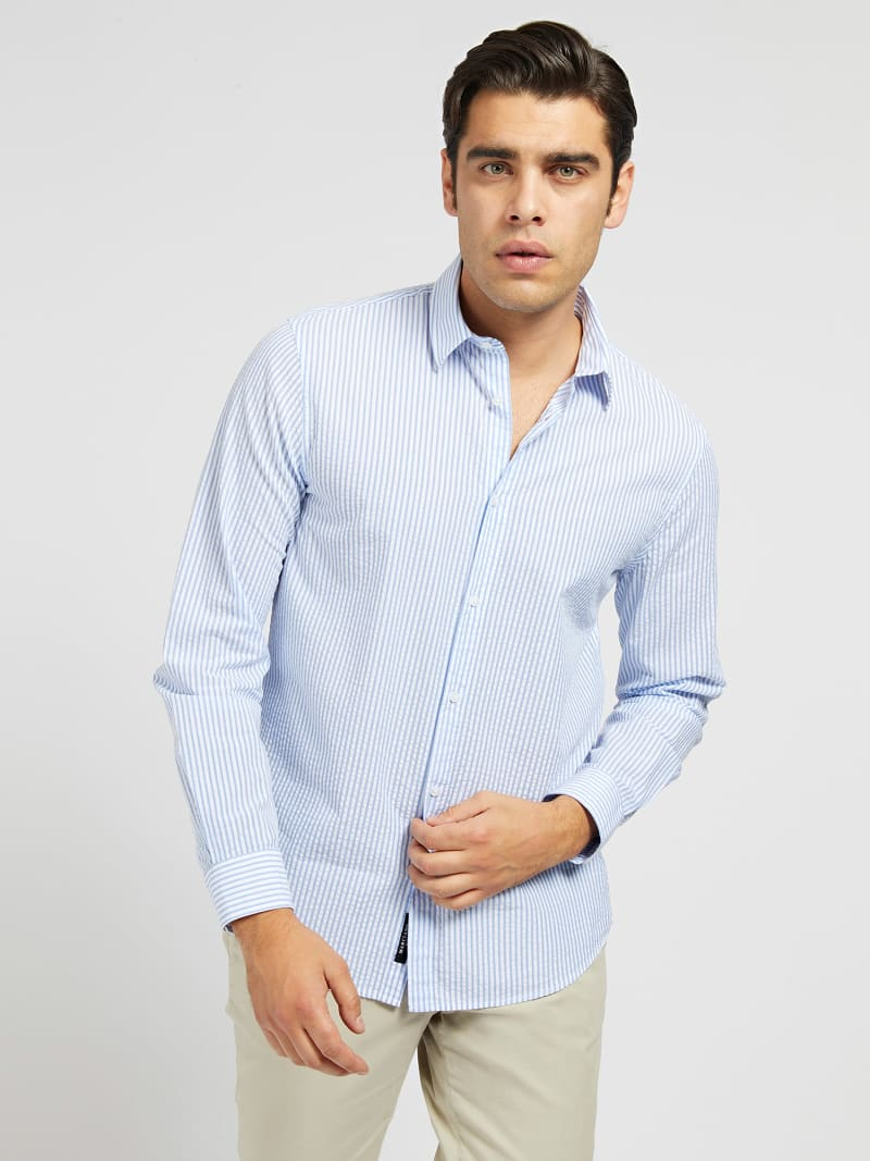 MARCIANO COTTON SHIRT image number 0
