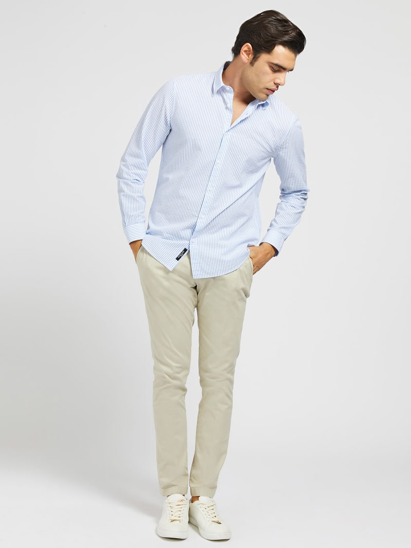 MARCIANO COTTON SHIRT image number 1
