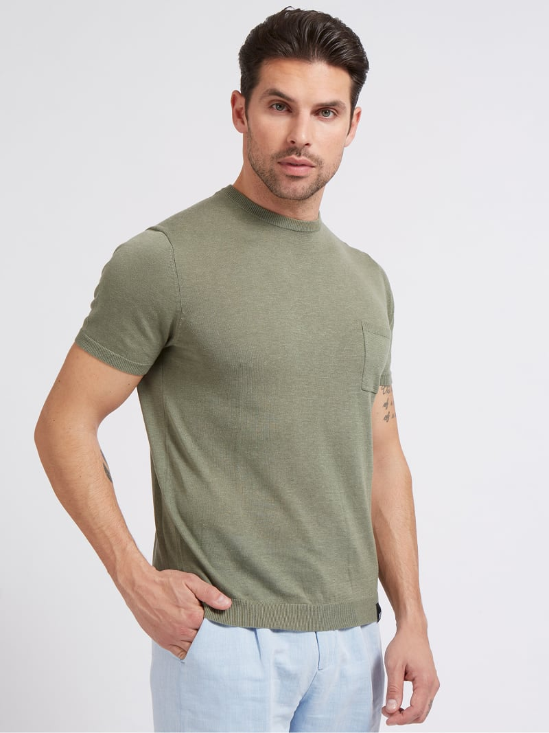MARCIANO T-SHIRT POCKET image number 0