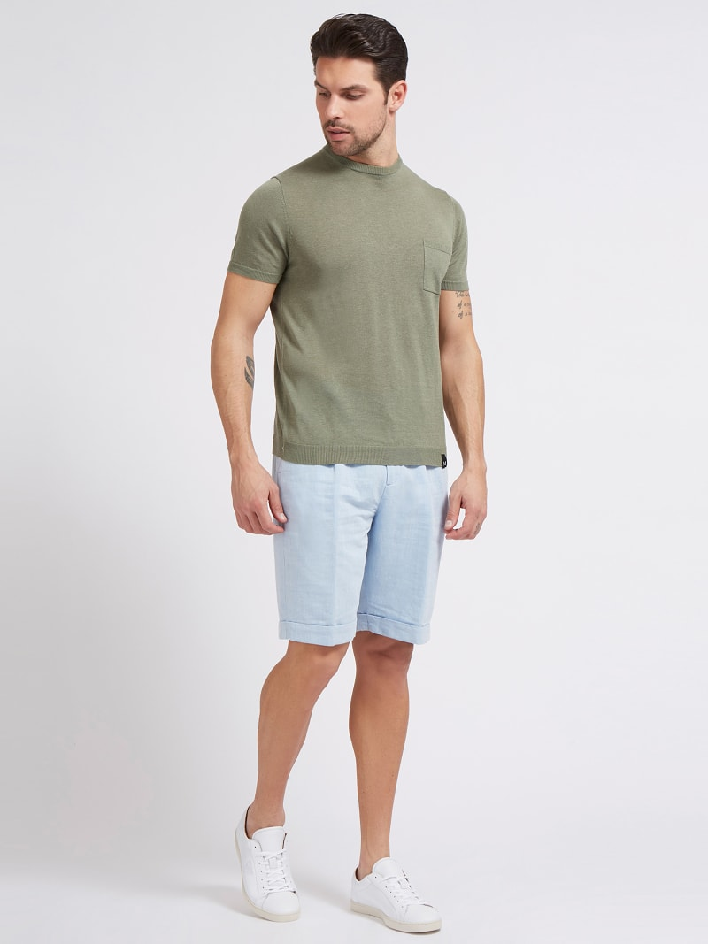 MARCIANO T-SHIRT POCKET image number 1