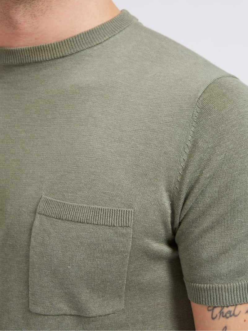 MARCIANO T-SHIRT POCKET image number 3