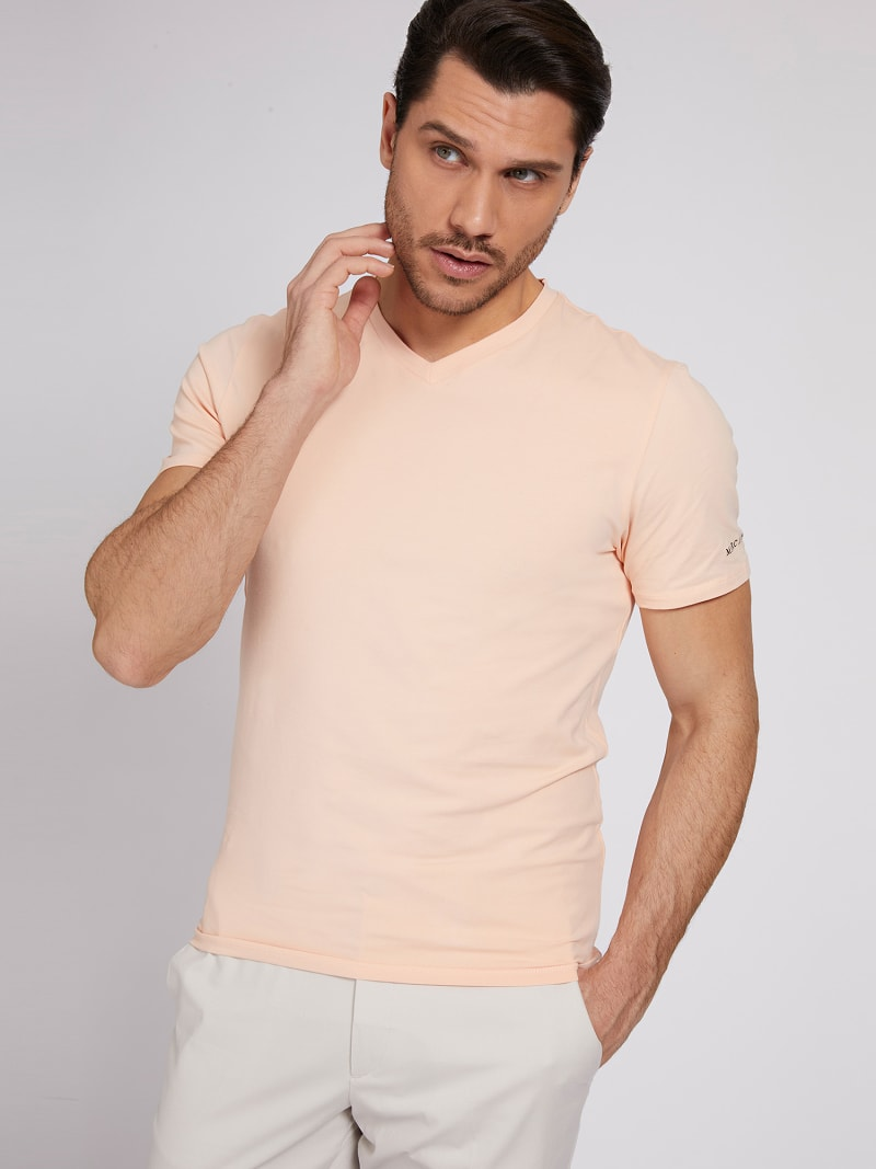 T-SHIRT SLIM MARCIANO image number 0