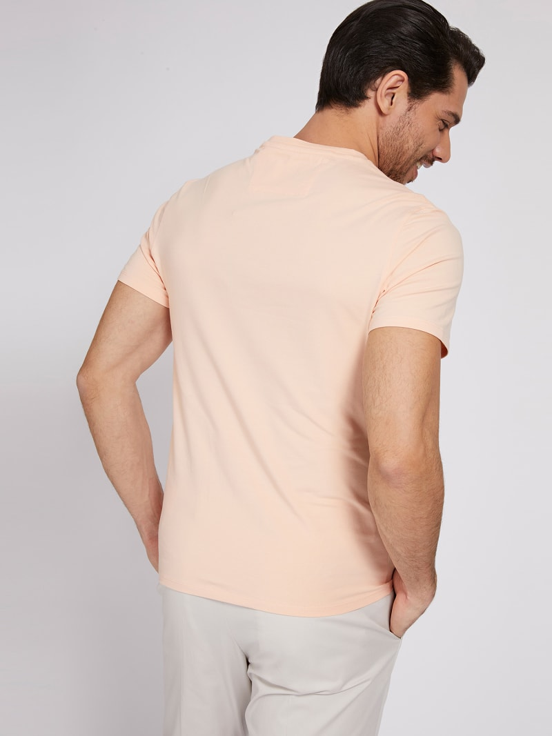 T-SHIRT SLIM MARCIANO image number 2
