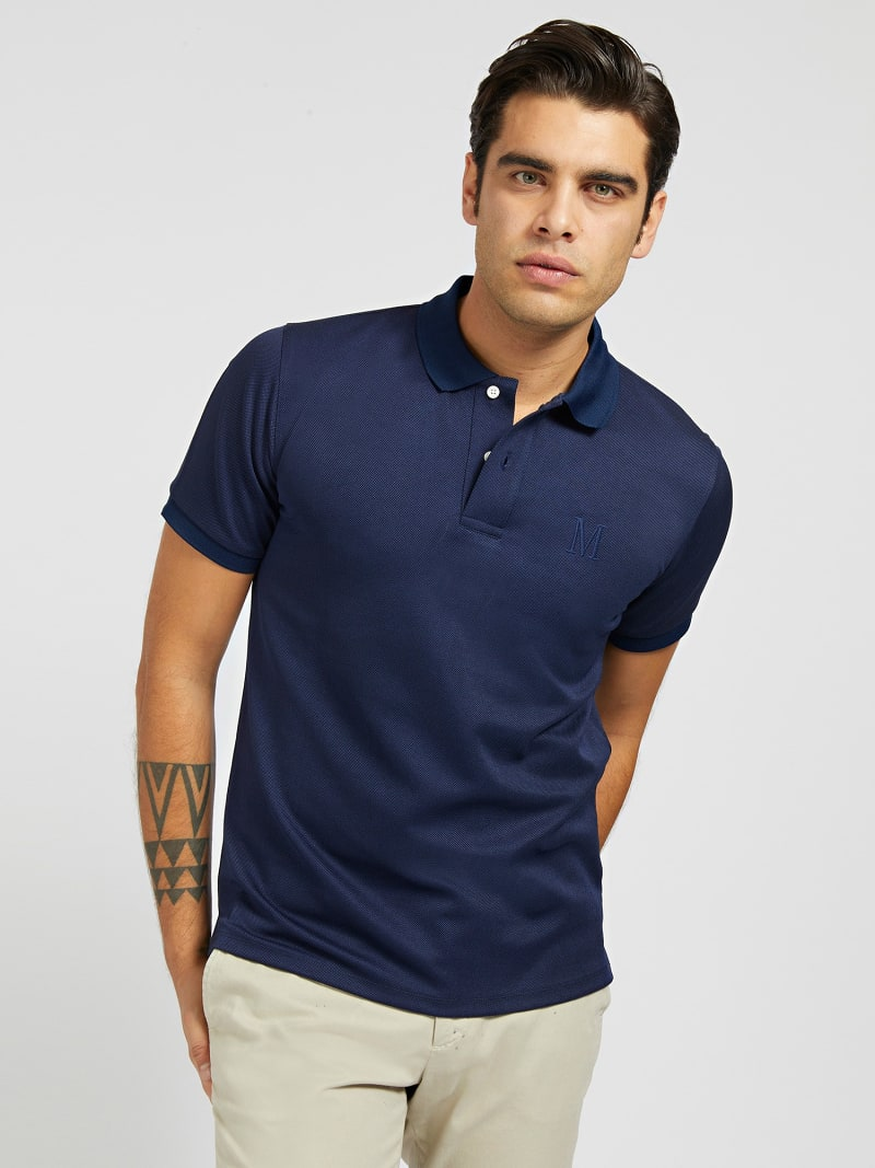 POLO MARCIANO LOGO image number 0