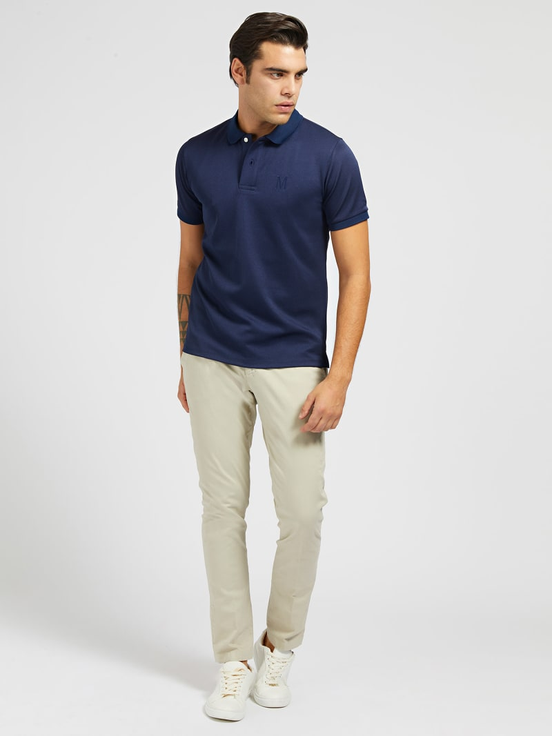 POLO MARCIANO LOGO image number 1