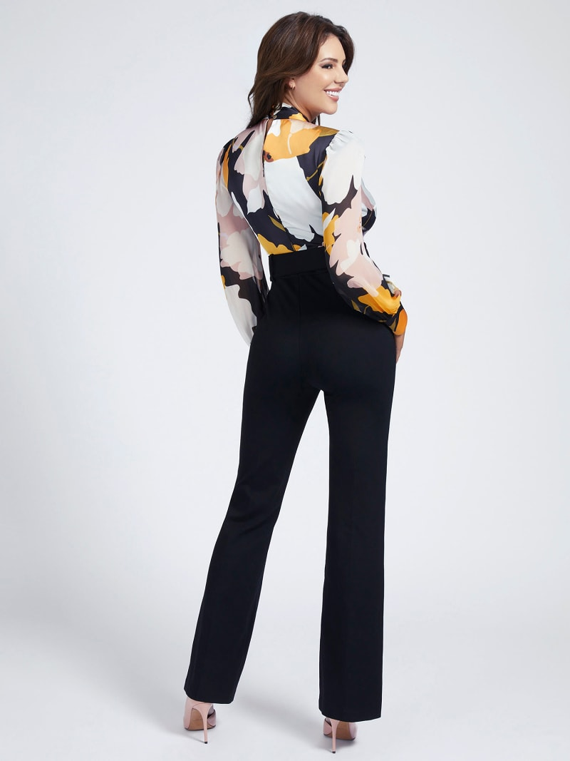 MARCIANO FLORAL JUMPSUIT image number 1