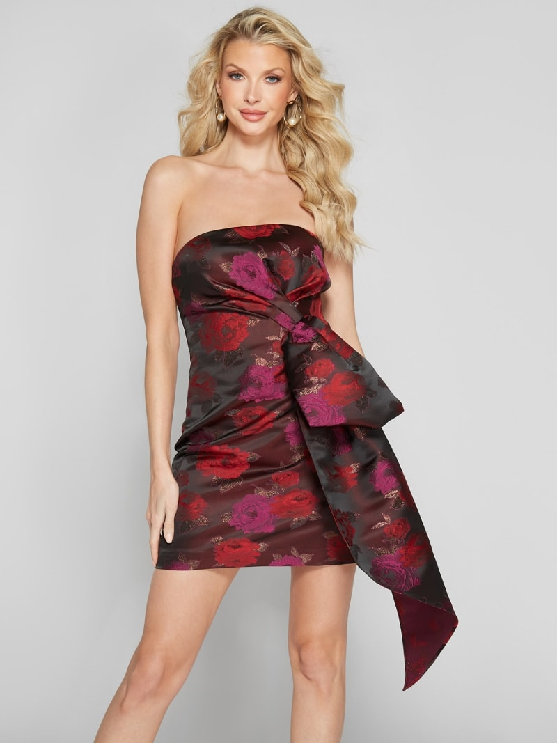 MARCIANO BOW DRESS image number 0