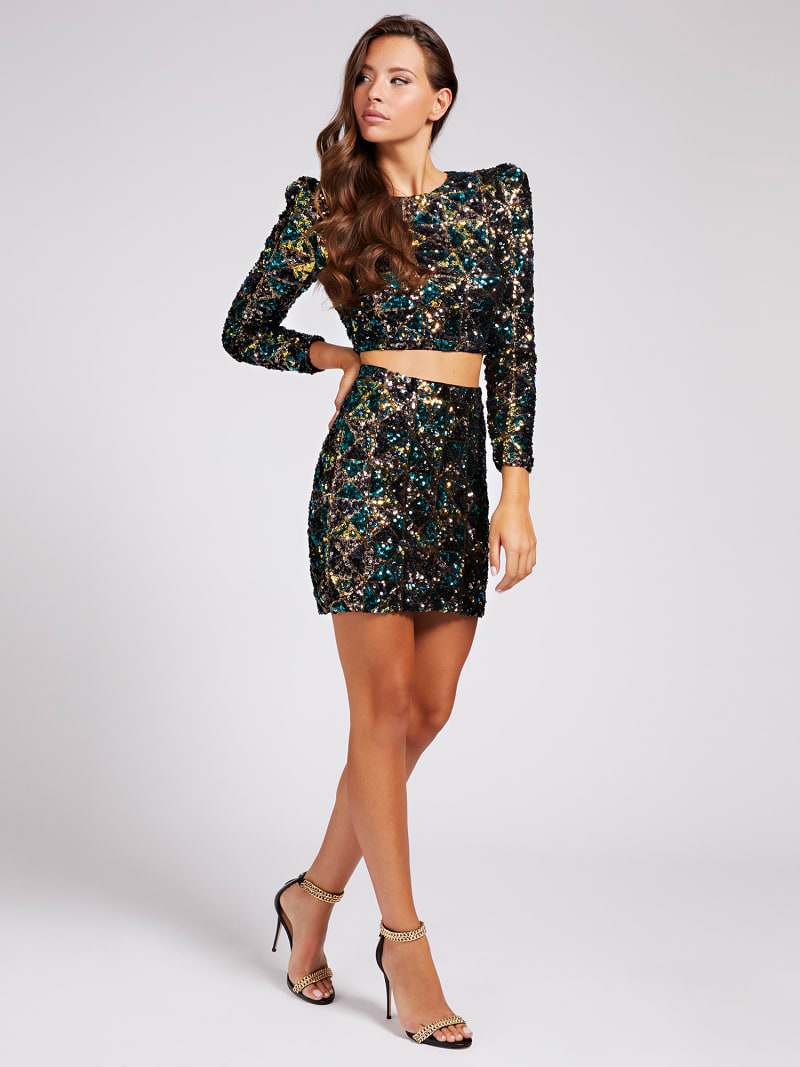 SET TOP GONNA MARCIANO image number 2