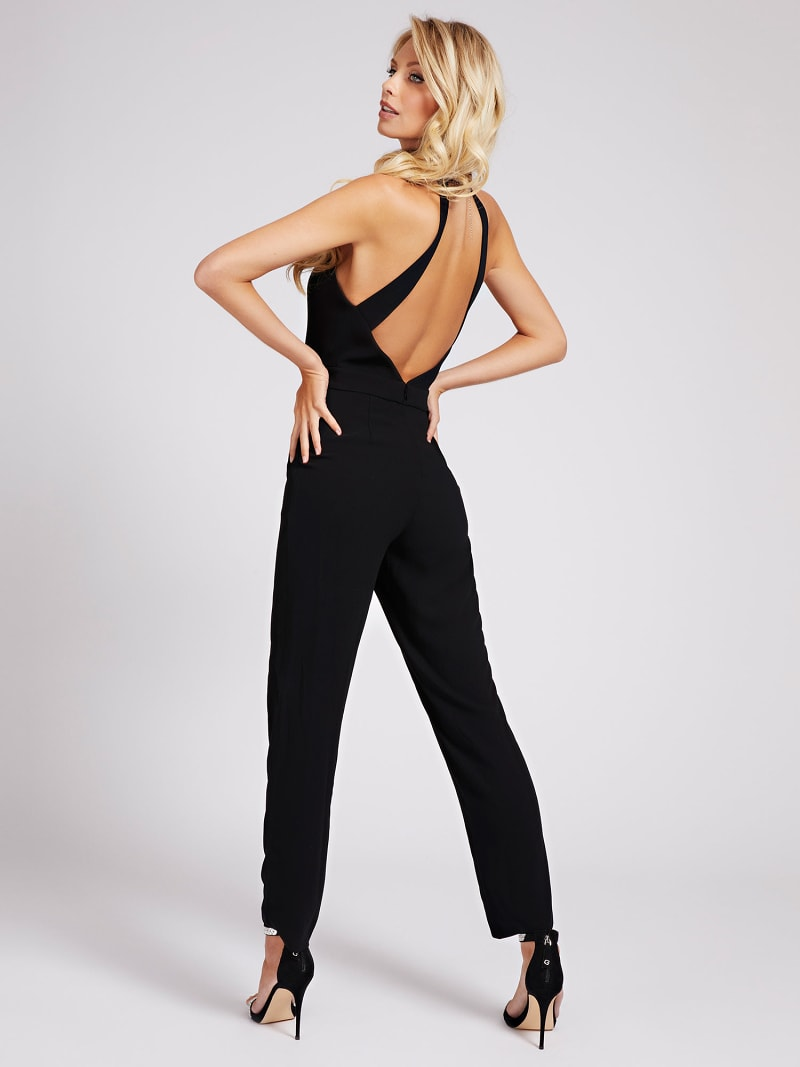 MARCIANO JUMPSUIT JUWEELAPPLICATIES image number 2