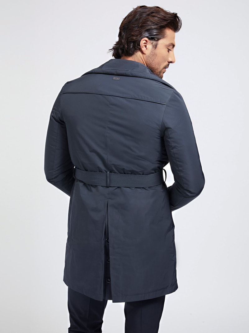 MARCIANO TRENCH WITH BELT image number 2
