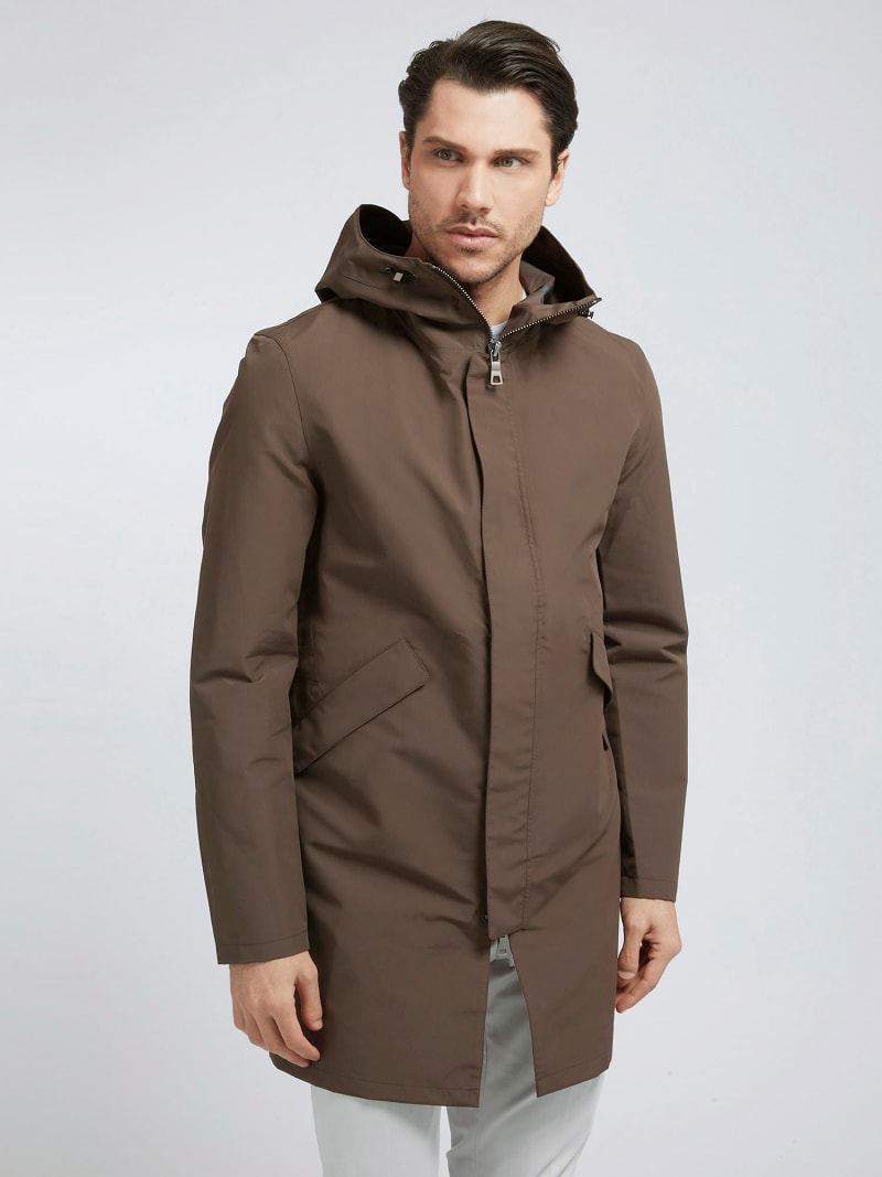 MARCIANO DOUBLE-LOOK COAT image number 0