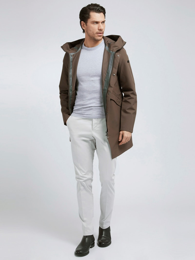 MARCIANO DOUBLE-LOOK COAT image number 1