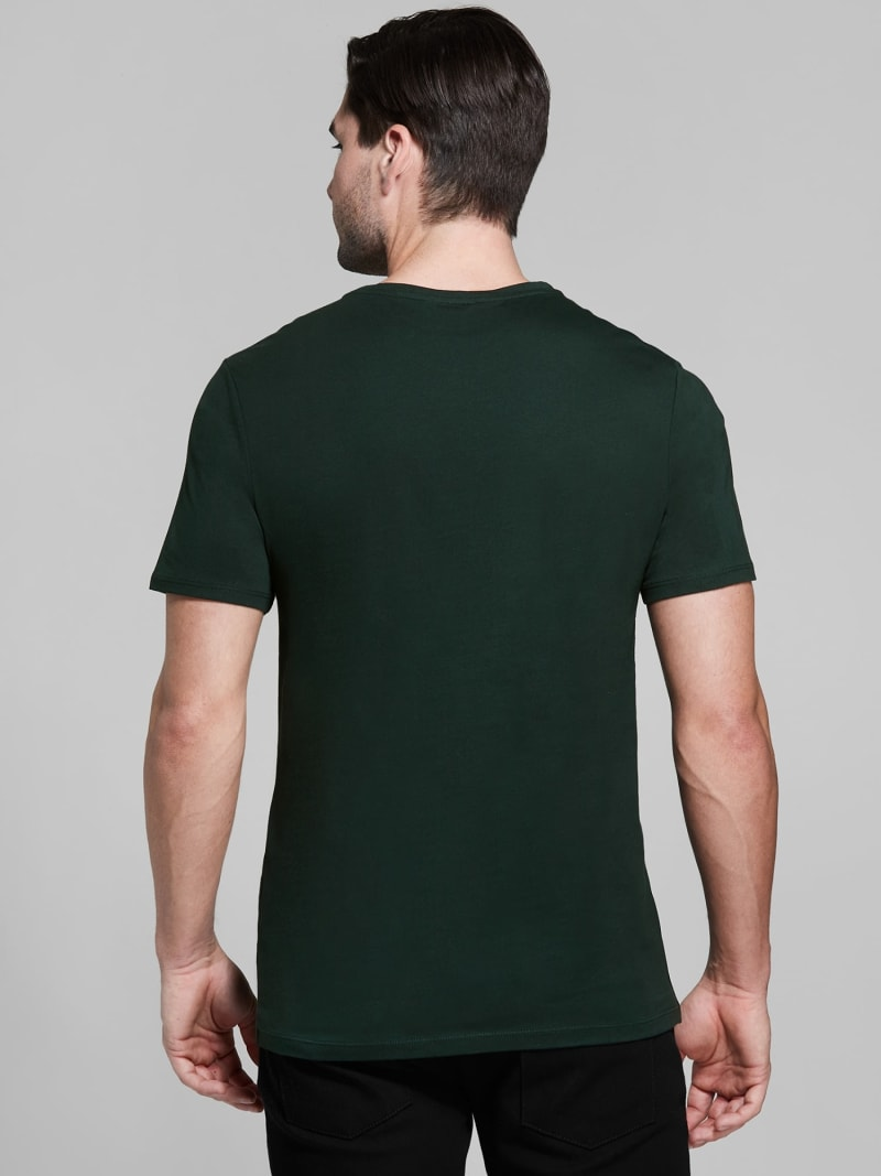 T-SHIRT MARCIANO LOGO image number 3